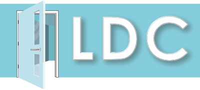 Leeds Doors & Cubicles Logo
